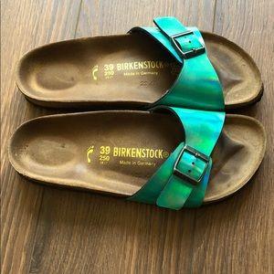 Birkenstock Madrid Single Strap Sandals 8-8.5